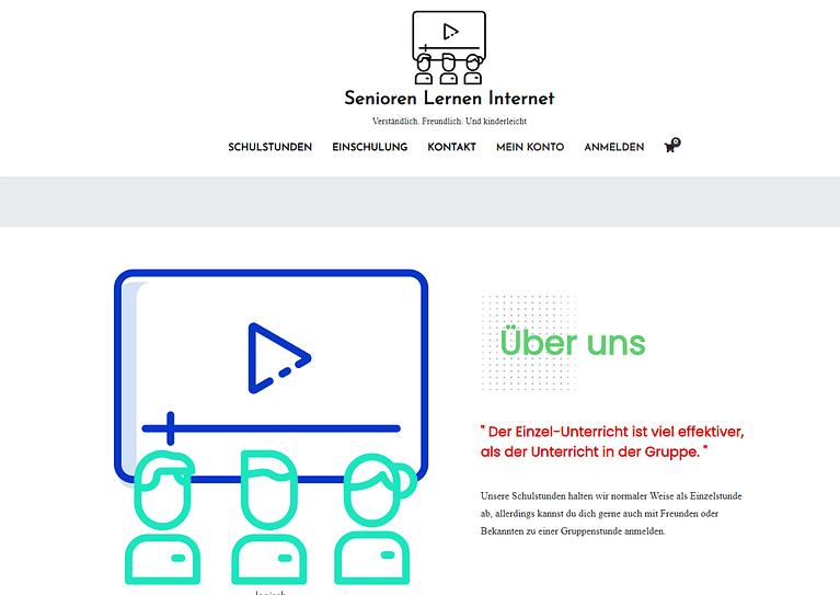 Senioren Lernen Internet