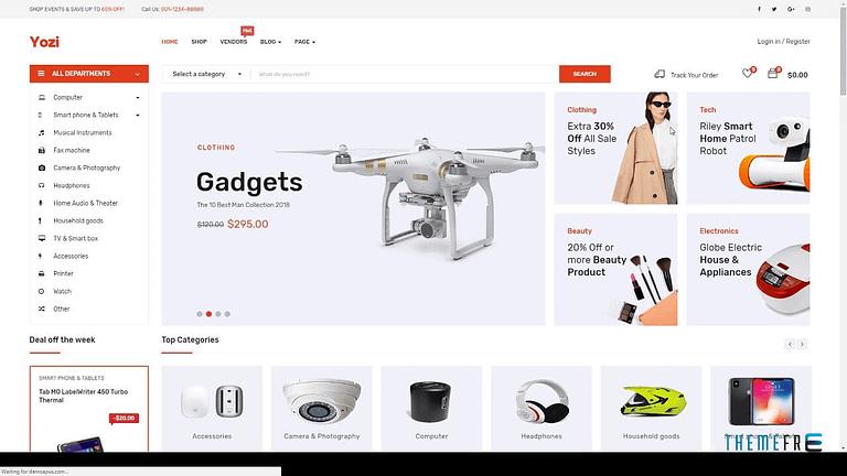 WooCommerce Demo-Webshop #1